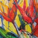 Tulips - 115x130