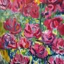 Sjötorps rosor - 120x150